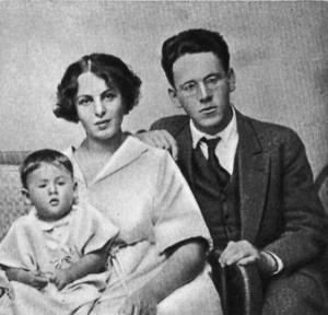 Самуил и Софья Маршак