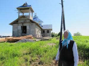 Надежда Вишнякова храм