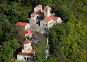 Монастырь Некреси (Грузия)