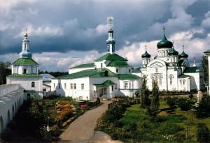 Раифский Богородицкий монастырь (Татарстан)