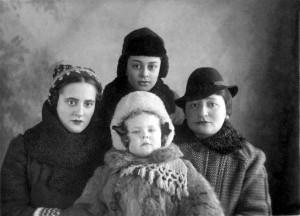 Семья Николая Васильевича Муравьева