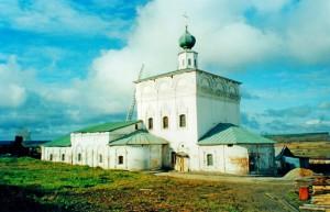 Соликамск. Свято-Троицкий мужской монастырь – история