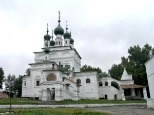 Соликамск. Свято-Троицкий собор