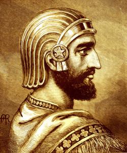 Царь Кир. Падение Вавилона