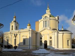 Церковь Николая Чудотворца в Кузнецкой слободе (в Кузнецах)