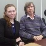 Виктор Кулаков, Нина Попова - гр.Москварека