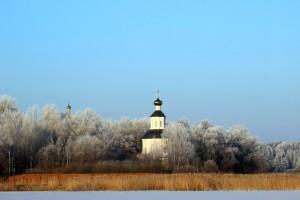 Восстановление Смоленского собора в Осташкове