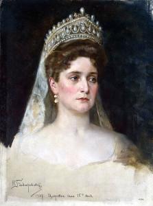 Александра Федоровна Романова