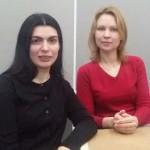 Христианова Стелла, Феофилова-Чувикина Ирина1