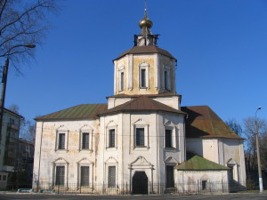 Отроч Успенский монастырь