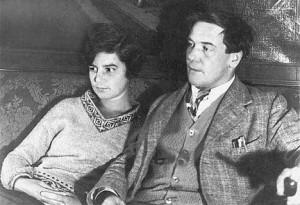 Петр Капица и Анна Крылова