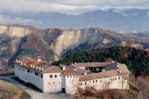 Про странствия. Рождественский монастырь (Болгария)