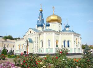 Мой Урал. Симеона Верхотурского кладбищенская церковь