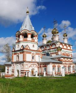 Соликамск – Богоявленская церковь