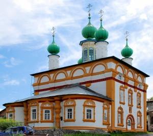 Архангельская и Спасская церкви