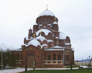 Про странствия. Свияжский Иоанно-Предтеченский монастырь (Татарстан)