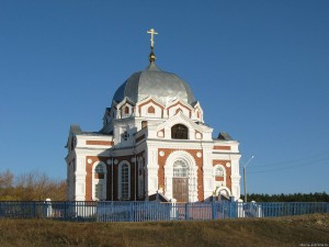 Моя Сибирь. Церковь Покрова Пресвятой Богородицы на Каракане