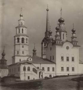 Воскресенская церковь — центр Соли Камской