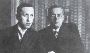 Йозеф и Карел Чапеки
