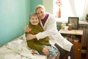 «Уютная комната» для одиноких стариков