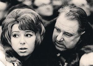 Анатолий и Татьяна Тарасовы