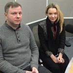 Галина Босая и Борис Барабанов1