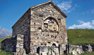Храм Тхаба-Ерды в Ингушетии