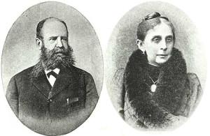 Николай и Елизавета Фан Дер Флит