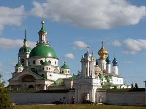 Спасо-Яковлевский Дмитриев монастырь в Ростове Великом