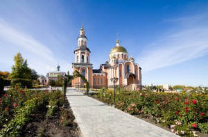 Свято-Алексиевский монастырь (Саратов)