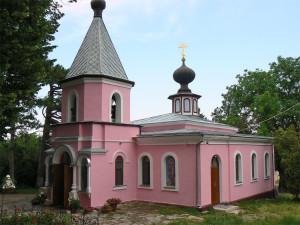 Топловский Свято-Троице Параскевиевский женский монастырь (Крым)