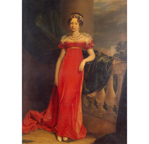 Великая герцогиня Саксен-Веймар-Эйзенахская Мария Павловна