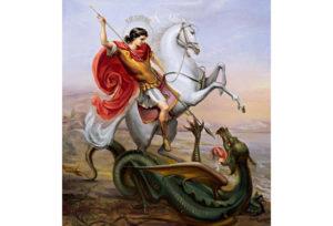 Великомученик Георгий Победоносец