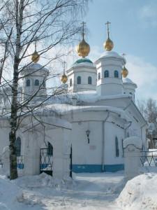 Череповецкий Воскресенский монастырь