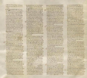 Хронология написания Ветхого Завета