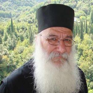 Моисей Святогорец