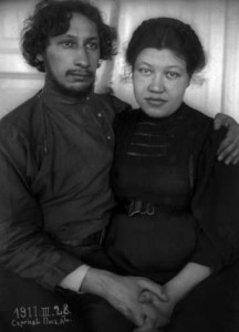 Павел Флоренский и Анна Гиацинтова