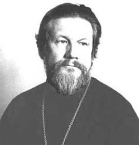 Протоиерей Вячеслав Шапошников