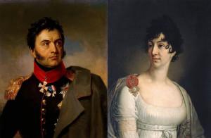 Николай и Софья Раевские
