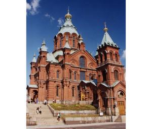 Пасха с католиками и лютеранами. Православие в Финляндии