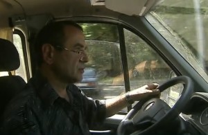 Владимир Зотов водитель