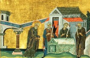 Преподобный Маруф, епископ Месопотамский