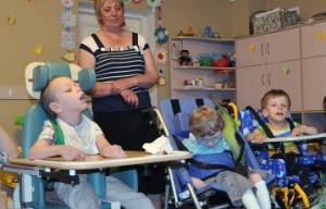 Детский сад для детей с ДЦП