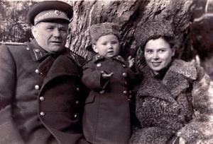 Андрей и Нина Ерёменко