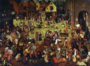 Великий пост в церковном календаре