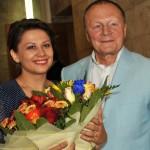 Борис Галкин и Инна Разумихина1