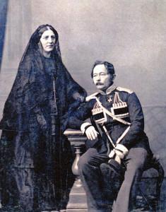 Екатерина и Николай Муравьёвы-Амурские