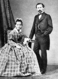 Генри и Шарлотта Брокар