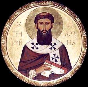 Торжество Православия. Свят. Григорий Палама
