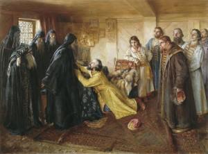 Преподобномученик Корнилий Псково-Печерский